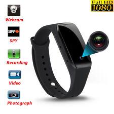 Brand New HD SPY Cam DVR Hidden Camera Wearable Wrist Watch DV Video Recorder