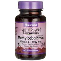 Bluebonnet Nutrition Earthsweet Chewables Methylcobalamin Vitamin B12