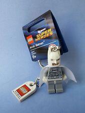 LEGO BATMAN ARTIC LLAVERO DC UNIVERSE SUPER HEROES KEYCHAIN NUEVO