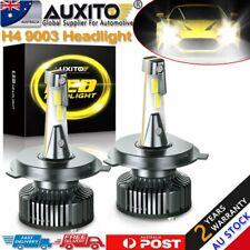 Pair 72W 16000LM H4 9003 LED Car Headlight Kit Replace Bulb Lamp Globe High Beam