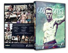 PWG Pro Wrestling Guerrilla Battle of Los Angeles BOLA 2016 Stage 1 Blu-Ray