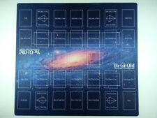 YuGiOh 2-Player Master Rule 4 Link Zones Duel battlefield custom Playmat TCG Mat