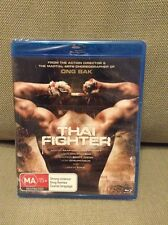 Thai fighter Bluray movie (Brand New and sealed)