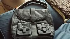 John Lewis Navy Blue shoulder bag BNWT