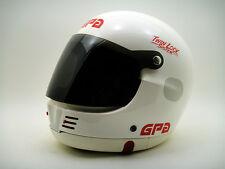 GPA SJ TWIN LOCK Helmet VINTAGE Motorcycle Gilles Villeneuve Ferrari F1 RARE GP