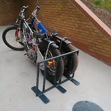 Treble Speedway Free Standing Bike Stand Transport Support Frame Jawa GM Stuha