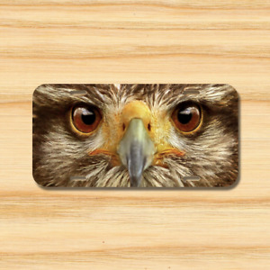 Eagle License Plate Front Vehicle Auto Tag Bird Head Parrot  FREE SHIPPING NEW