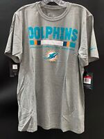 MIAMI DOLPHINS TEAM ISSUED ON FIELD DRI-FIT SHORT SLEEVE SHIRT NEW W/TAGS 2XL