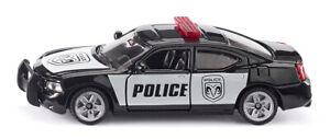 1404 SIKU 1:55 US PATROL CAR Miniature Diecast Model Toy Scale 1:55 3 years+