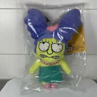 """The Simpsons Phunny Plush Zombie Marge 8"""" New Kidrobot Treehouse of Horror"""