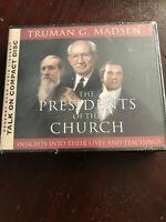 Presidents of Church LDS Mormon Prophets Joseph Smith Hinckley Truman G Madsen