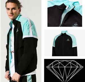 PUMA x Diamond Supply Co. XTG Track Top Men Large 578235-01 - Dunk NEW with Tags