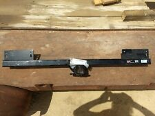 Trailer Hitch-Class III 2 In. Receiver Hitch Rear 13657 fits 91-94 Jeep Wrangler