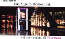 26 SCHEDA TELEFONICA PHONECARD USATA GERMANIA GERMANY DAS AUGE