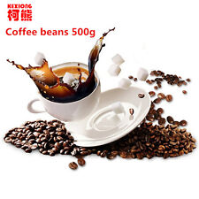 500g High-quality Vietnam Coffee Beans Baking charcoal roasted Original slimming