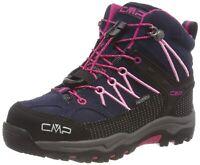 CMP Rigel, Scarpe Da Trekking Unisex – Bambini - 3Q12944 80BN RIGEL MID TREKK