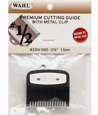 """Wahl Professional Premium Cutting Guide with Metal Clip #1/2 (1/16"""" , 1,5mm)"""