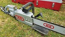 "ICS Concrete Chainsaw Model 853 With 19"" Bar"