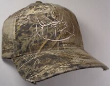 Hat Cap Licensed RMEF Rocky Mountain Elk Foundation Camo Hunting OC