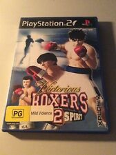 Victorious Fighters 2 Sony PlayStation 2 Console Game PAL PS2
