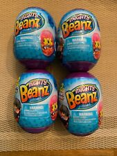 Mighty Beanz 2 Pack Pod Capsule, Series 1-2018 (Lot of 4 Packs)