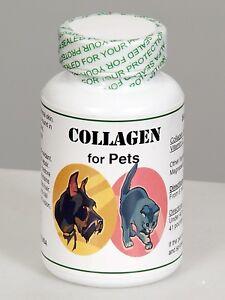 COLLAGEN PLUS FOR PETS - Limping,arthritis,muscular pain, fibromyalgia.
