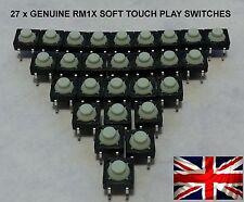 Yamaha RM1x KEYBOARD GENUINE SWITCH REPAIR KIT- PLAY BUTTON kit x 30 VS180900