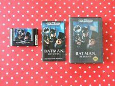 Batman Returns Sega Genesis / Sega Mega Drive in OVP mit Anleitung