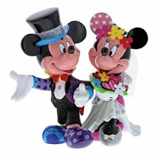 Disney Figur Enesco Britto 4058179 Mickey & Minnie Mouse Marriage