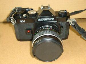 Analogkamera RevueFlex SD1