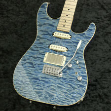 Tom Anderson / Drop Top Jack's Pacific Blue with Binding Electric Guitar