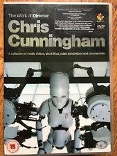 The Work Of Director Chris Cunningham DVD Música Vídeo y Ad Compilation