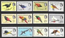 British Honduras 1962 Birds Set to $5 (Mint)