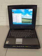 Portátil Toshiba S1800-752s Satellite computadora personal-Windows