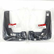 Nuevo Original Hyundai 140 Frontal mudflaps Barro Solapas guardias Splash