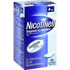 NICOTINELL Kaugummi Cool Mint 4 mg 96 St PZN 6580375