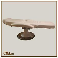 Poltrona estetista lettino per estetica robusto alzata con pompa idraulica