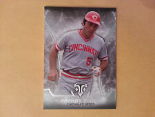 2015 Triple Threads Johnny Bench #4 , Reds
