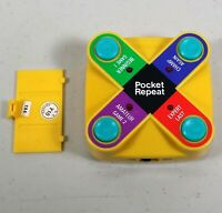 Vintage Radio Shack Electronic Pocket Repeat Game