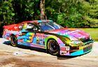 Dale Earnhardt #3 Peter Max COLOR CHROME 2000 NASCAR 1:24 DieCast 1 of 5004