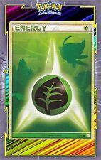 Energie Plante-HS:HeartGold SoulSilver - 115/123 - Carte Pokemon Neuve Française