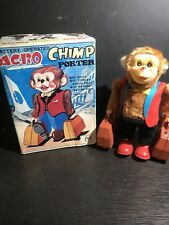 Yano Man Toys Acro Battery Operated Chimp Porter