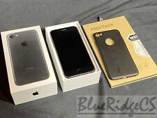 Apple iPhone 7 - 128GB - Black Unlocked AT&T 4G LTE MN8L2LL/A