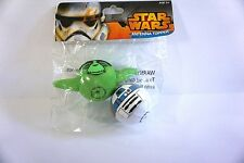 Disney Star Wars Yoda Jedi R2D2 Droid Antenna Topper - 2 pack