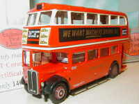 EFE 16406A - 1/76 AEC RT (Roof Box) London Transport Coronation Day 1953
