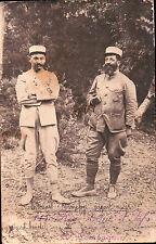 FOTO MILITARE SOLDATI FRANCESI GRANDE GUERRA WWI  C4-1716