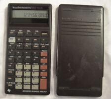 Texas Instruments Ba Ii Plus Financial Calculator Working Business Analyst