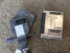 BMW 7 series e65 745i 4.4 Petrol v8 N62 n62b44a DME Ignition switch ecu kit key