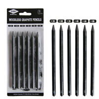 Sketch Pencil Set Professional Sketching Drawing Set 2H-8B For Painting Supplies