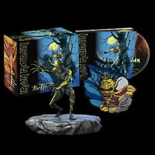 Iron Maiden - Fear of the Dark - New Ltd CD Box/Figure